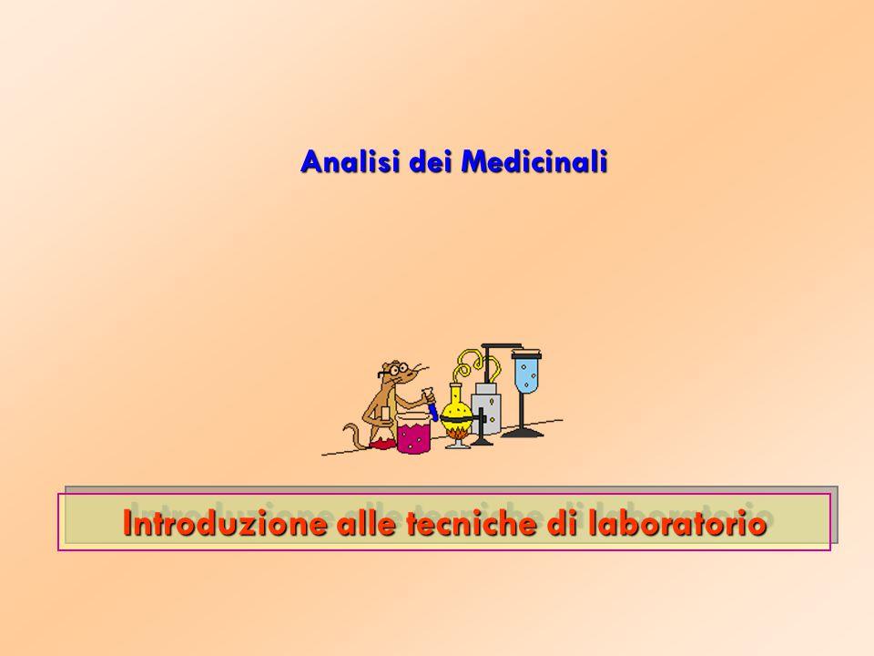 Introduzione alle tecniche di laboratorio