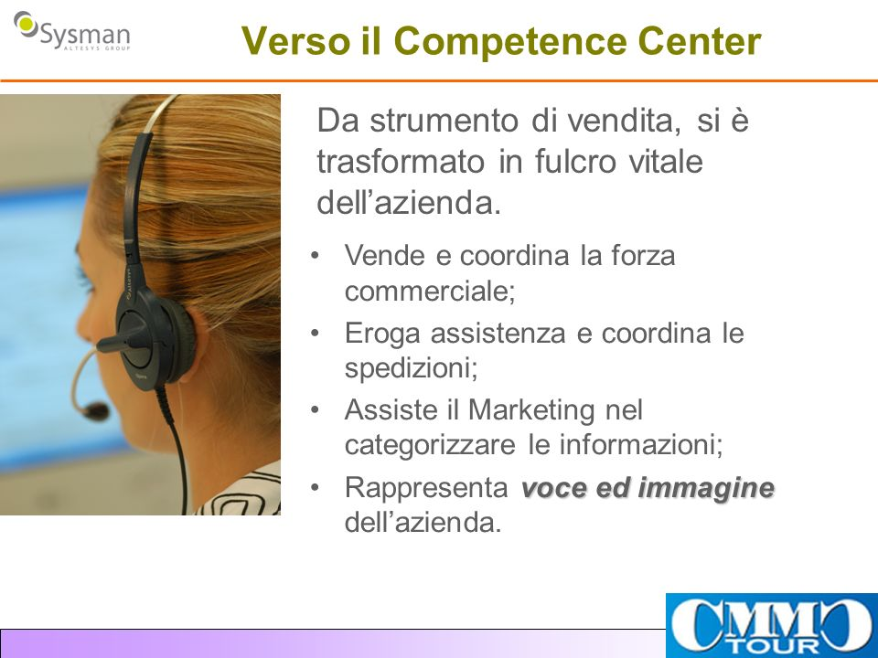 Verso il Competence Center