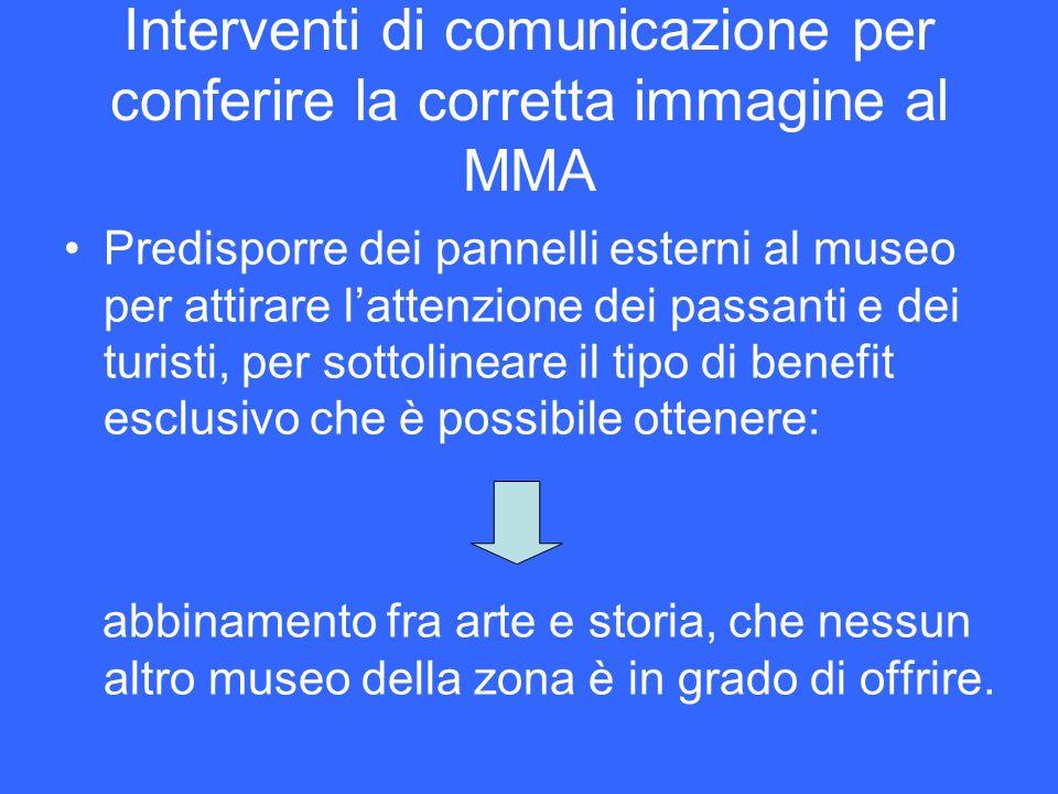 Interventi di comunicazione per conferire la corretta immagine al MMA