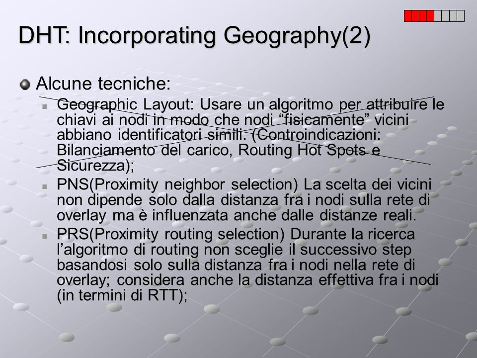 DHT: Incorporating Geography(2)