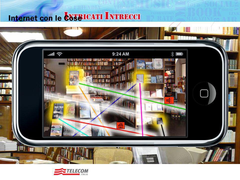 Internet con le Cose Telecom Italia Future Centre/TFC Roberto Saracco
