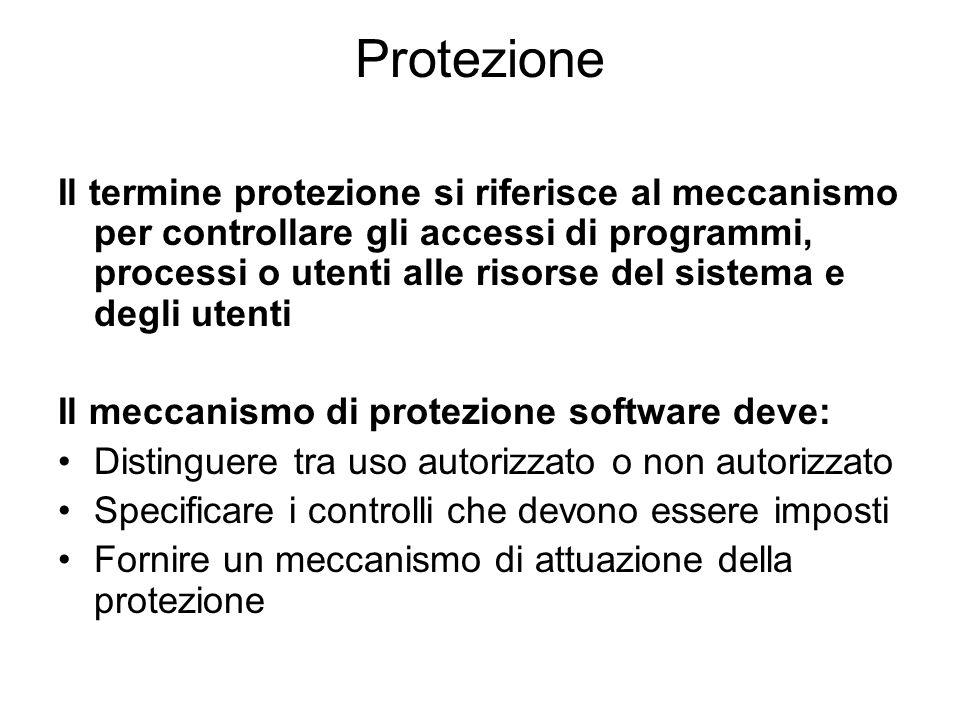 Protezione