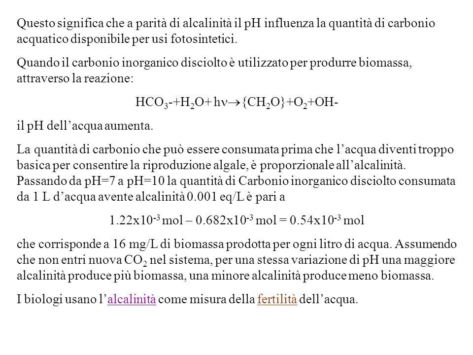HCO3-+H2O+ h{CH2O}+O2+OH-