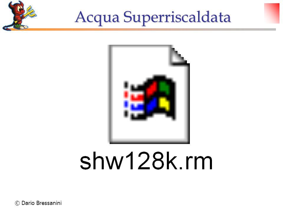 Acqua Superriscaldata