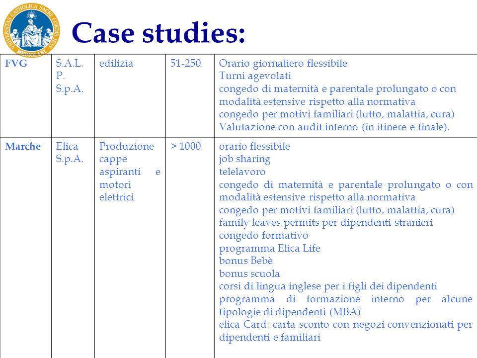 Case studies: FVG S.A.L.P. S.p.A. edilizia 51-250