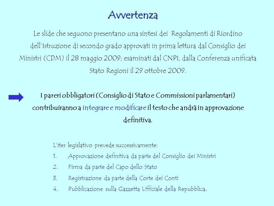 I pareri obbligatori (Consiglio di Stato e Commissioni parlamentari)
