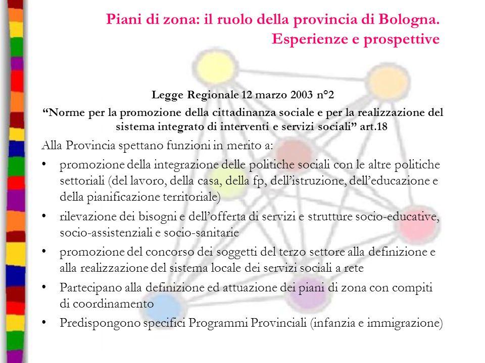 Legge Regionale 12 marzo 2003 n°2