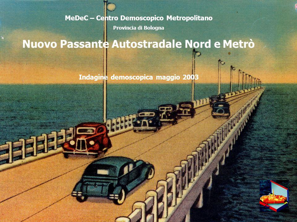 Nuovo Passante Autostradale Nord e Metrò