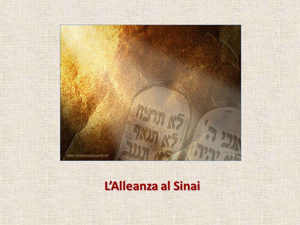 L'Alleanza al Sinai