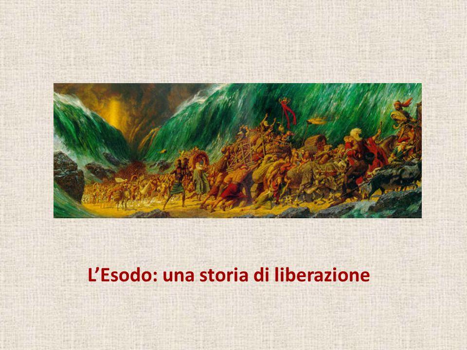 L'Esodo: una storia di liberazione