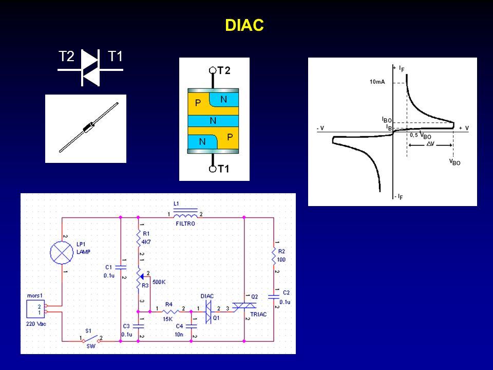 DIAC T1 T2