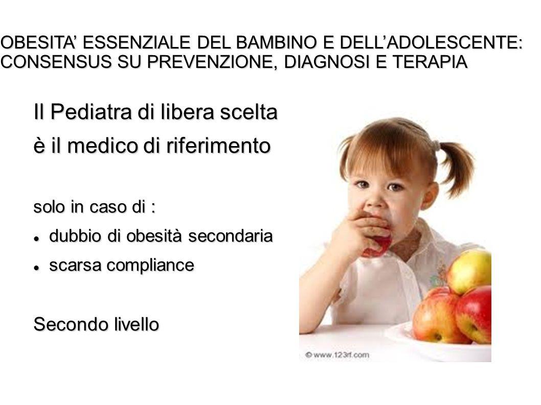Il Pediatra di libera scelta è il medico di riferimento