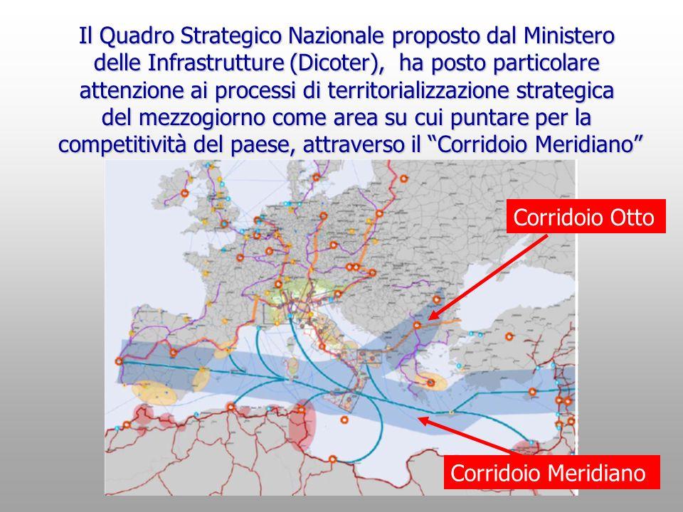 Il Quadro Strategico Nazionale proposto dal Ministero