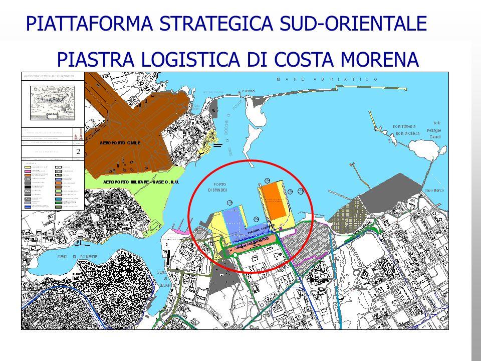 PIATTAFORMA STRATEGICA SUD-ORIENTALE