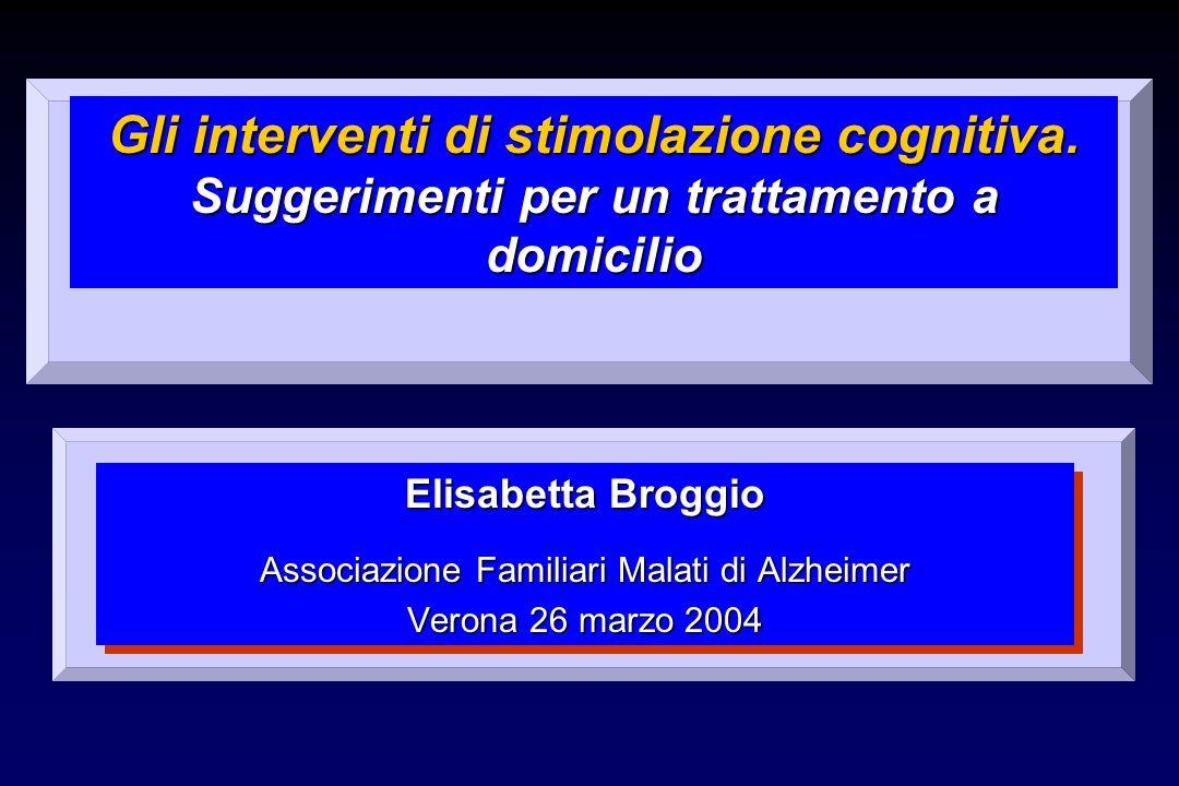 Associazione Familiari Malati di Alzheimer