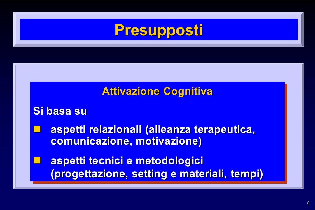 Attivazione Cognitiva