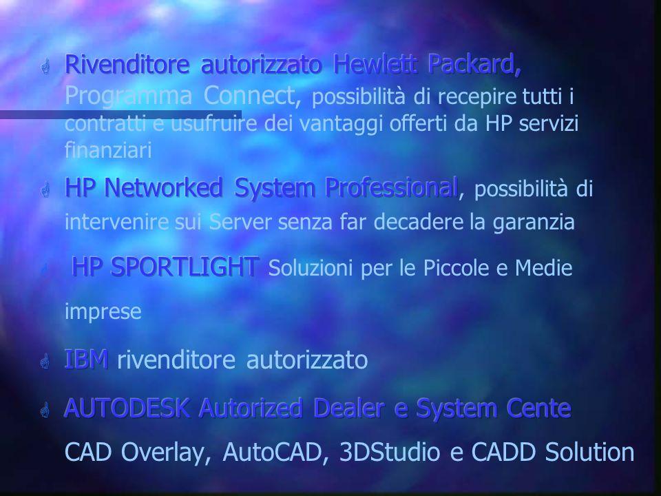 IBM rivenditore autorizzato