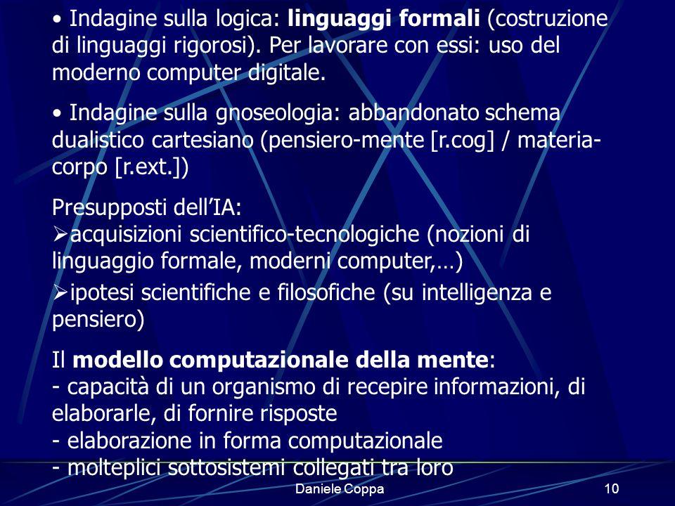 ipotesi scientifiche e filosofiche (su intelligenza e pensiero)