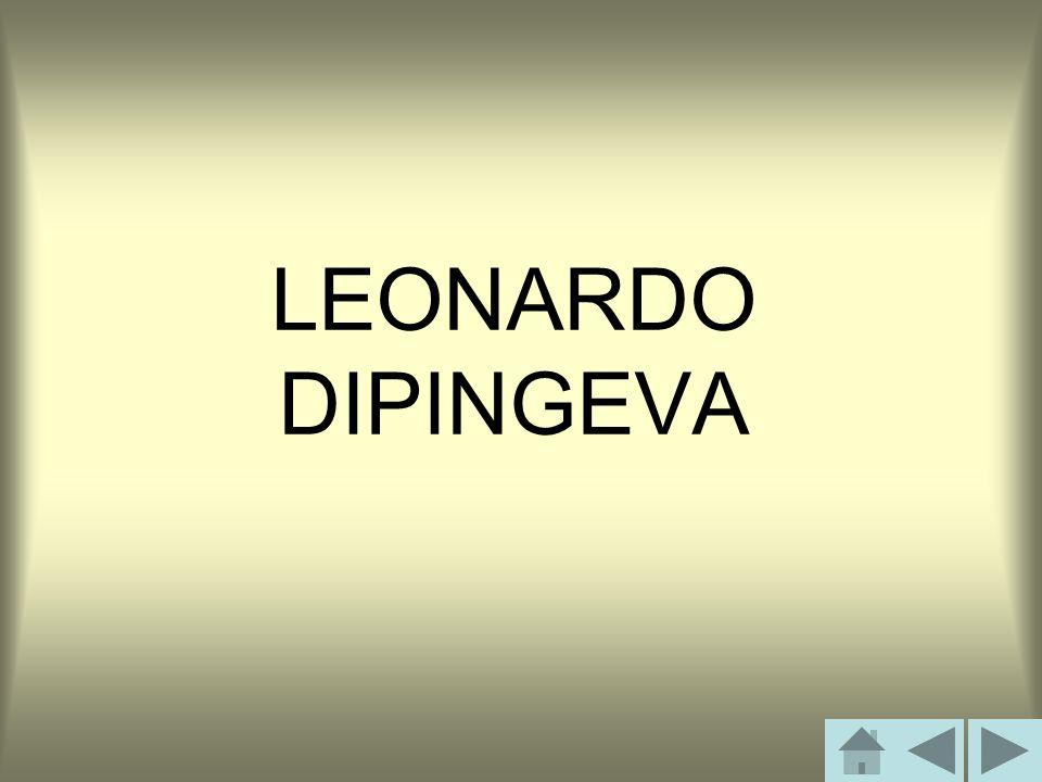 LEONARDO DIPINGEVA