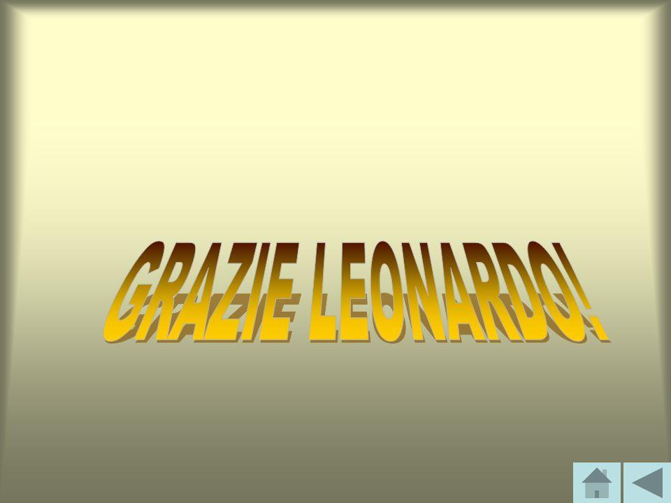 GRAZIE LEONARDO!