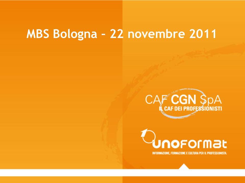 MBS Bologna – 22 novembre 2011