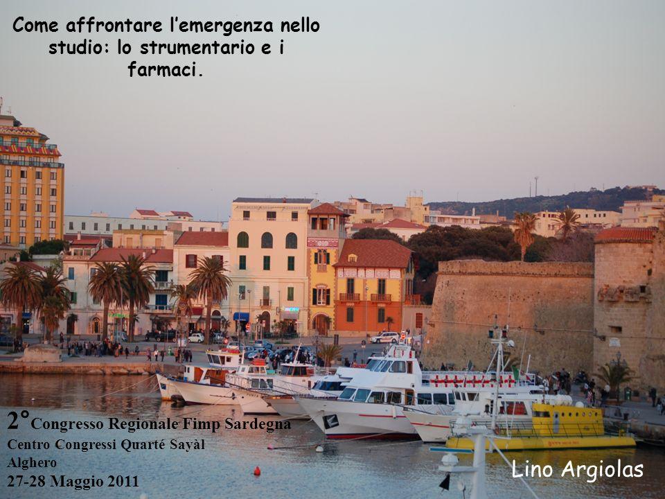 2° Congresso Regionale Fimp Sardegna