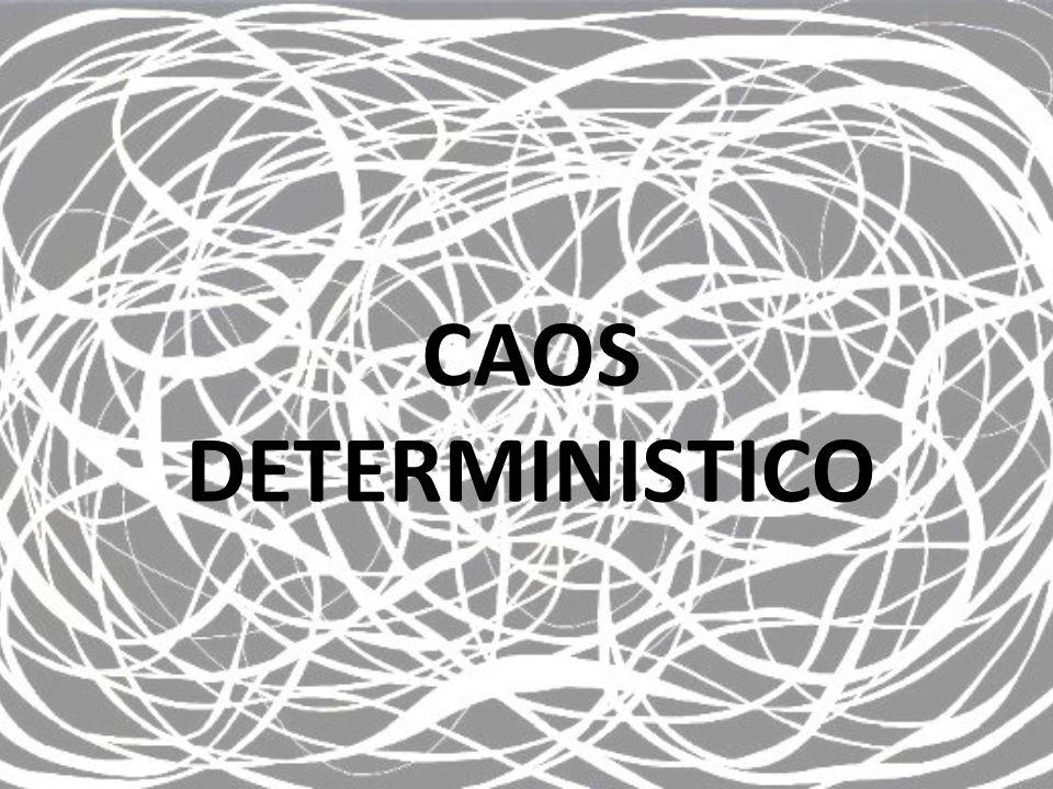 CAOS DETERMINISTICO