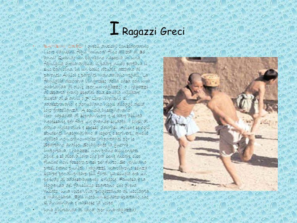 I Ragazzi Greci