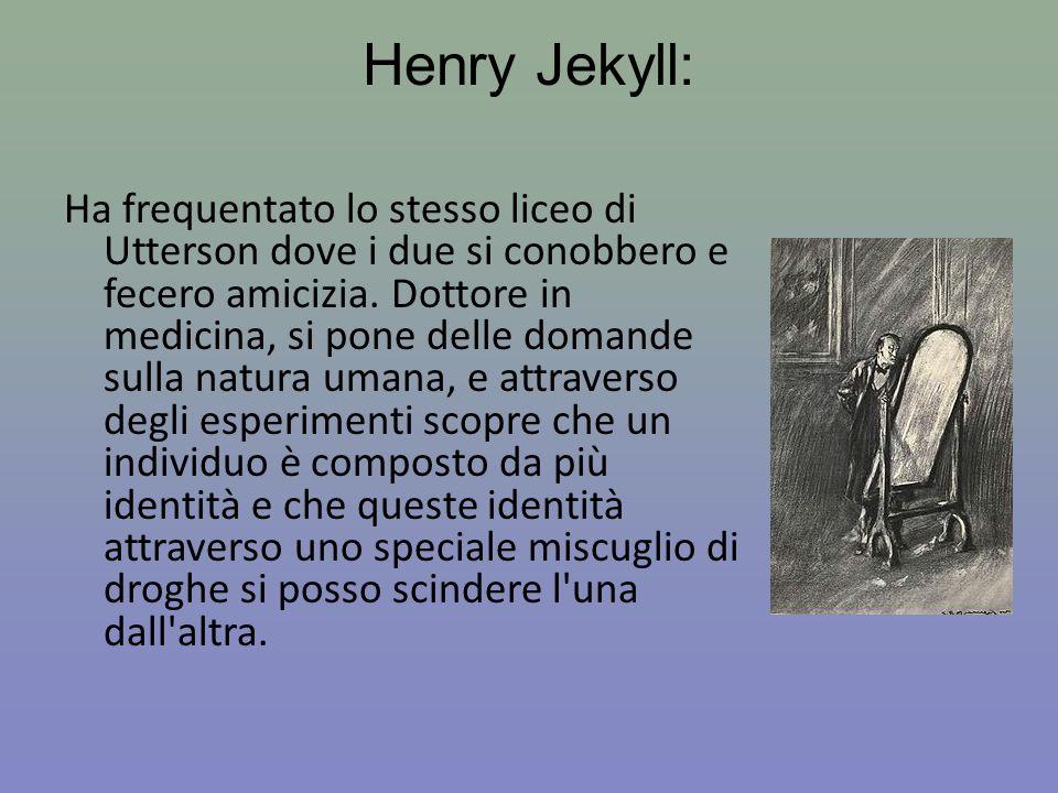 Henry Jekyll: