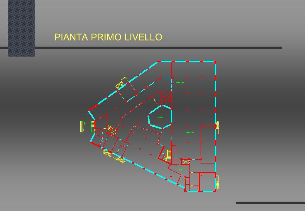 PIANTA PRIMO LIVELLO