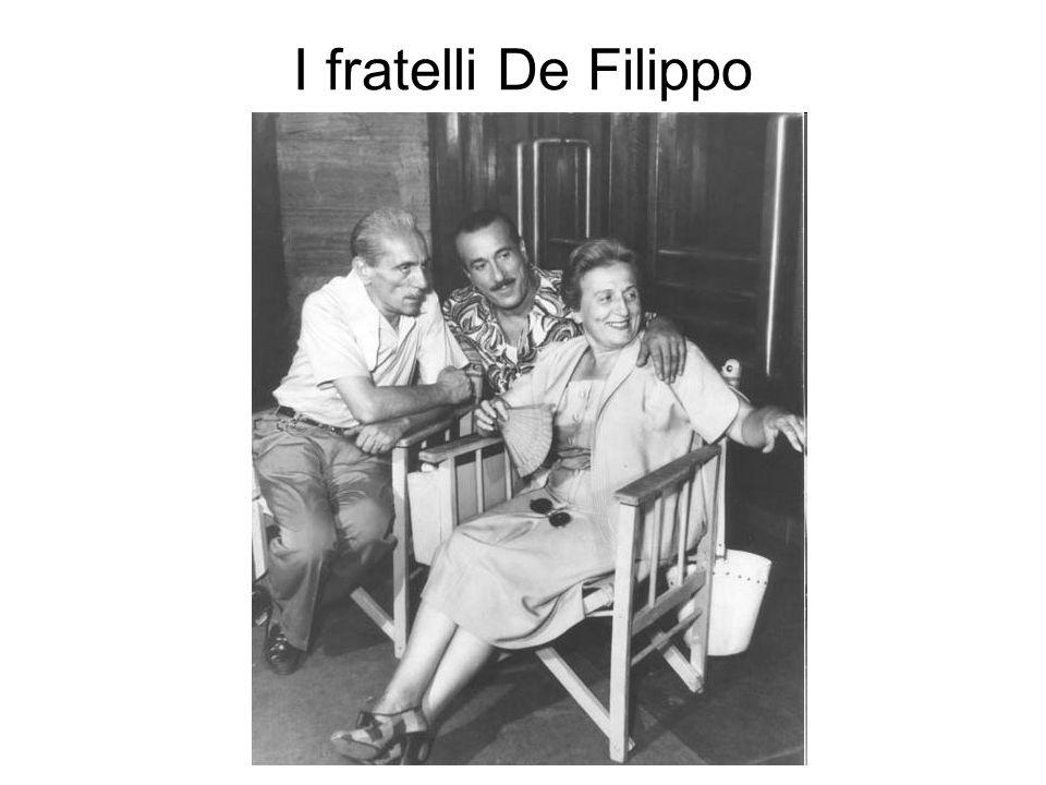 I fratelli De Filippo