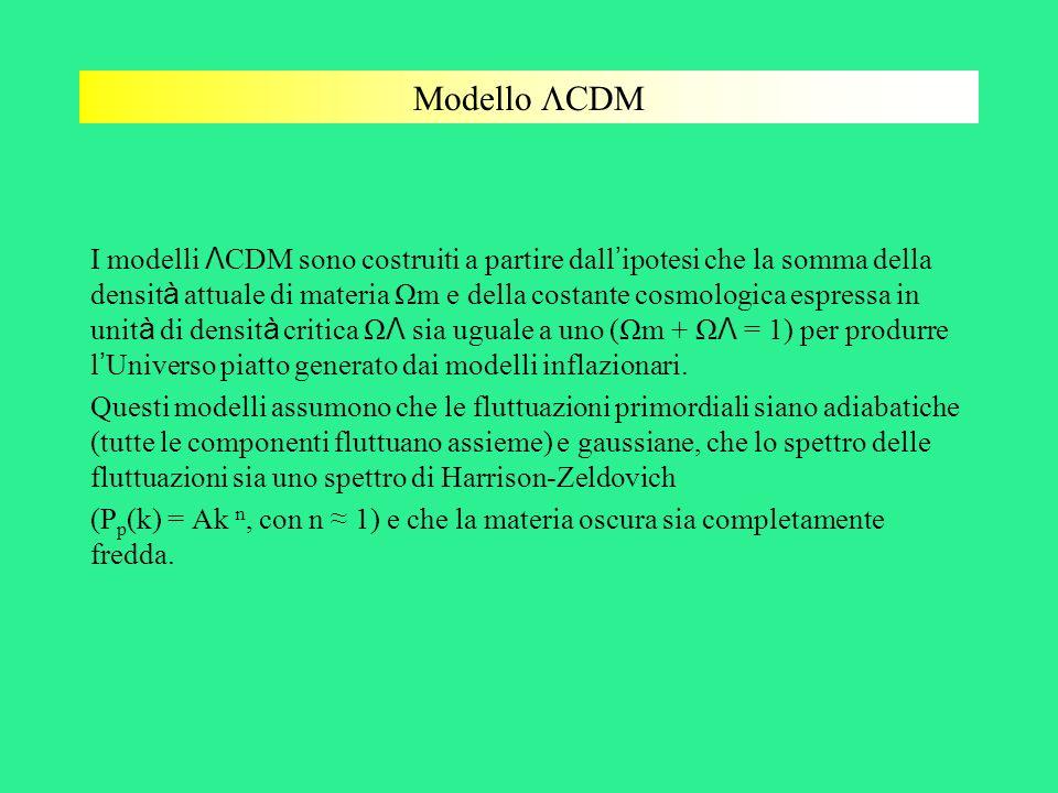 Modello CDM