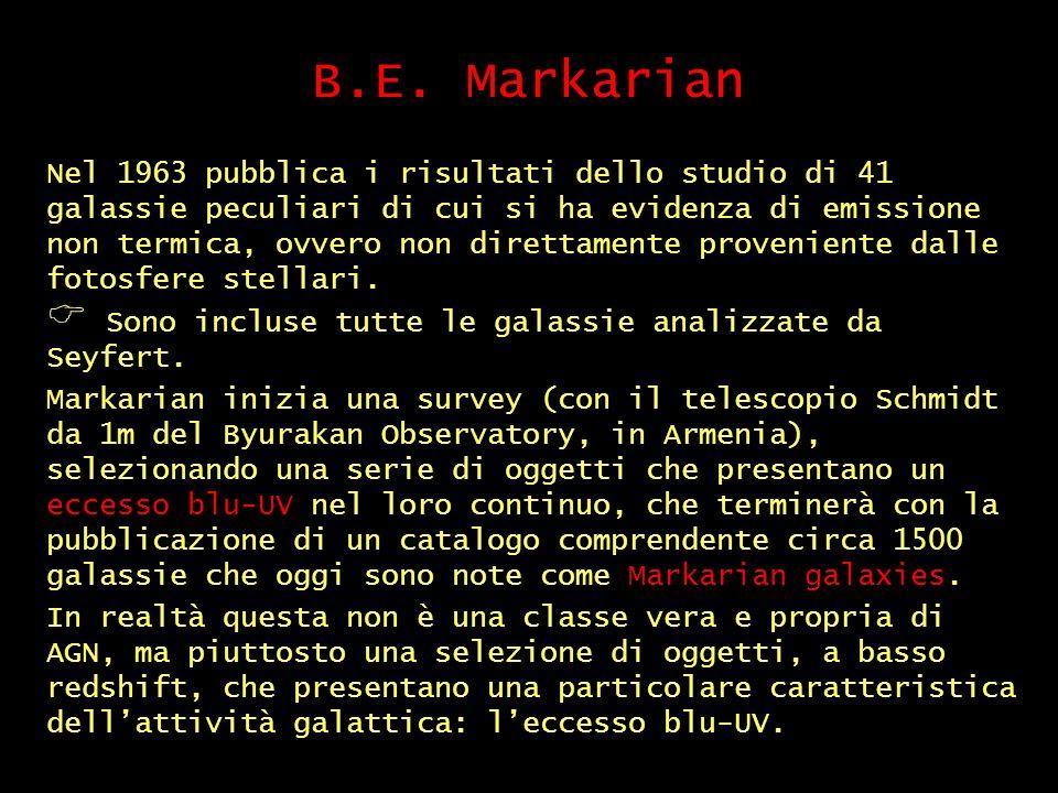 B.E. Markarian