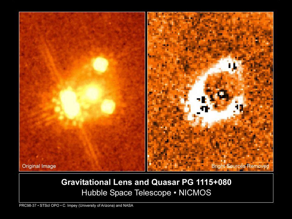 1115+080 gravitational lensing