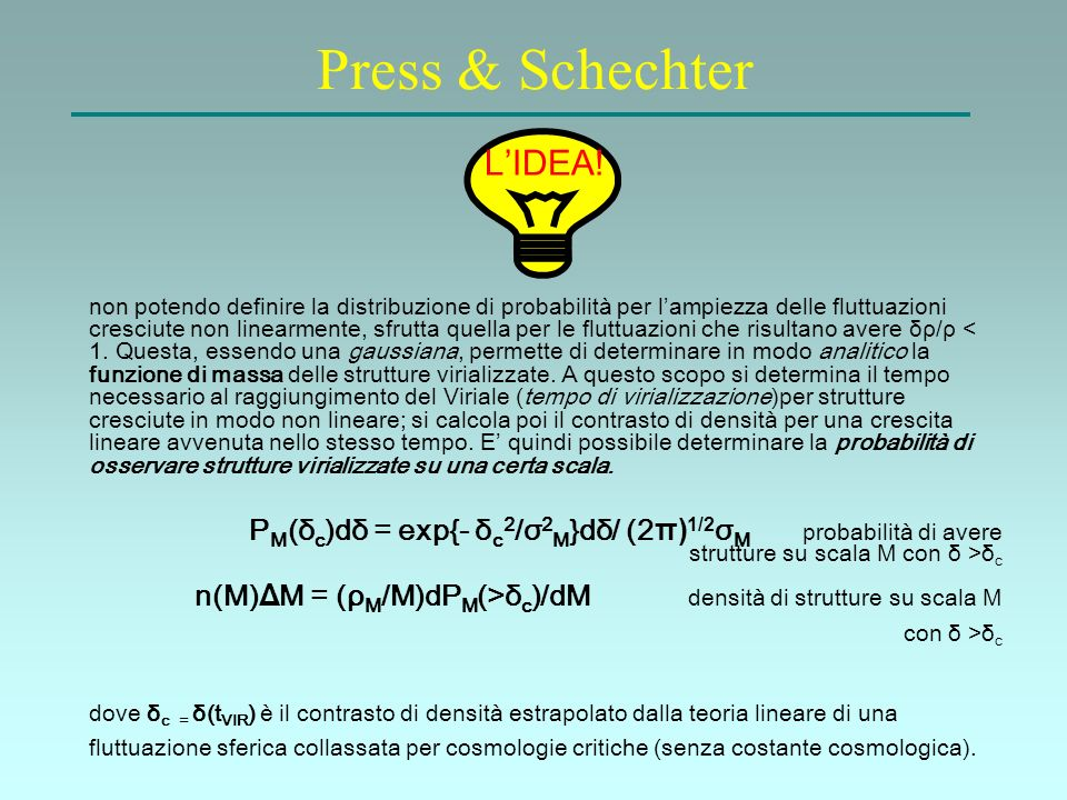 Press & Schechter L'IDEA!
