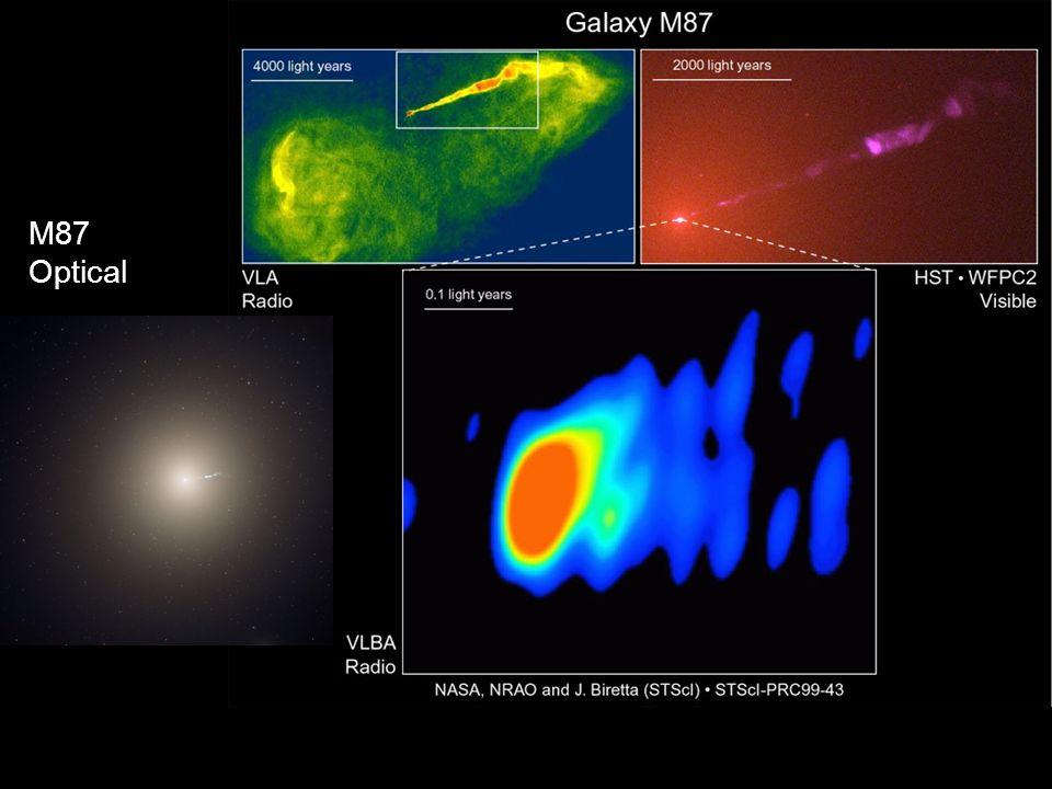 M87 M87 Optical