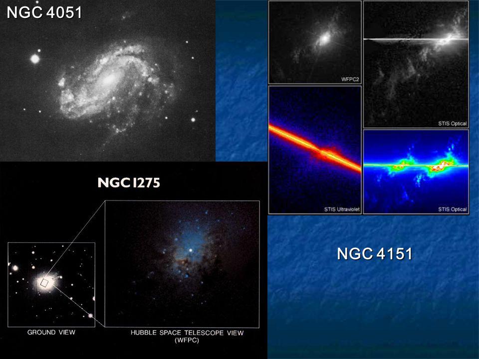 NGC 4051 NGC 4151