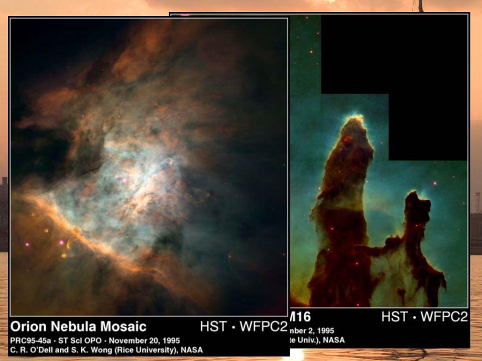 La formazione stellare