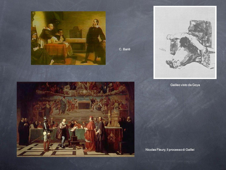 Nicolas Fleury, Il processo di Galilei