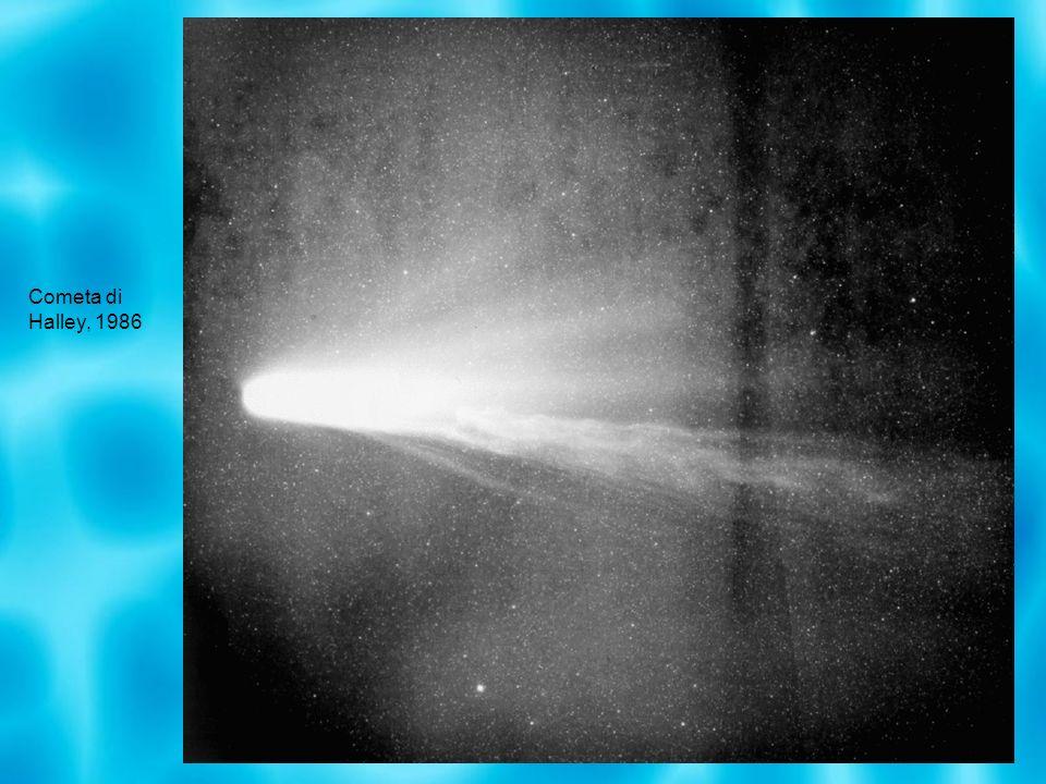 Cometa di Halley, 1986