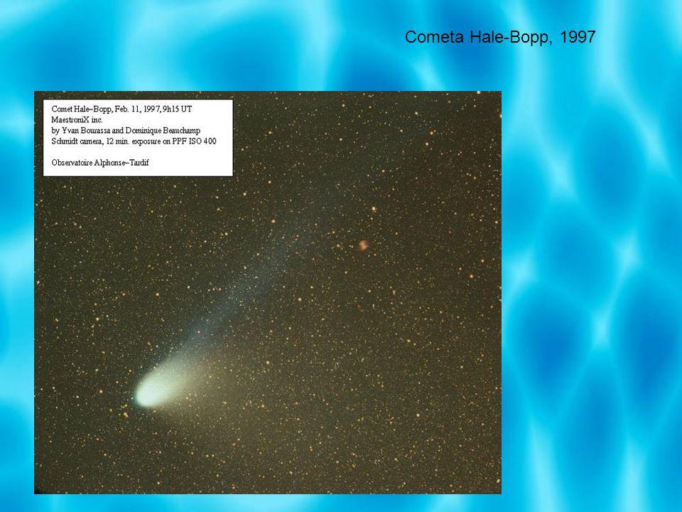 Cometa Hale-Bopp, 1997