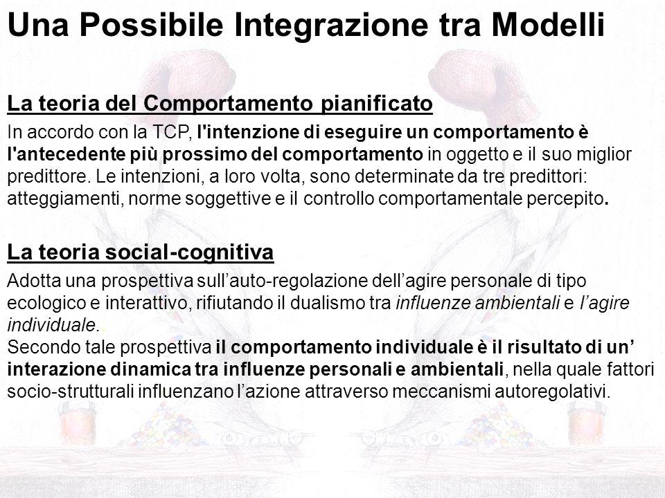 Una Possibile Integrazione tra Modelli