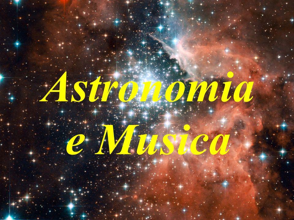 Astronomia e Musica
