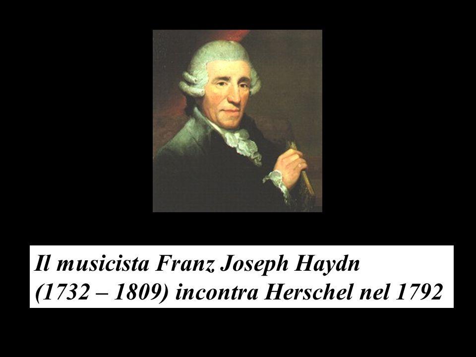 Il musicista Franz Joseph Haydn
