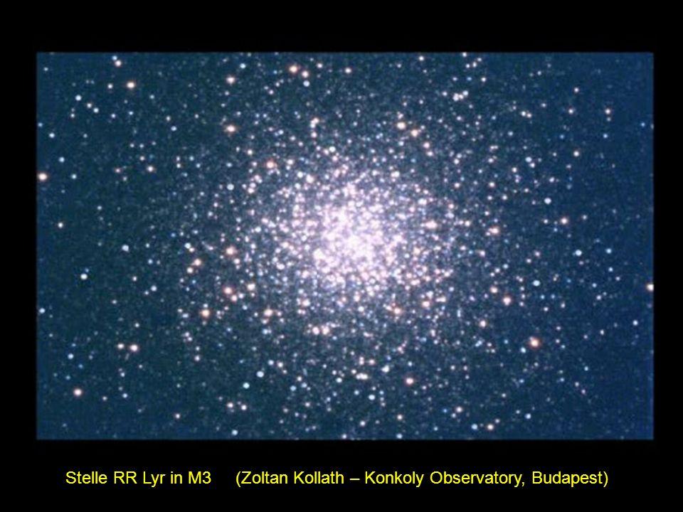 Stelle RR Lyr in M3 (Zoltan Kollath – Konkoly Observatory, Budapest)