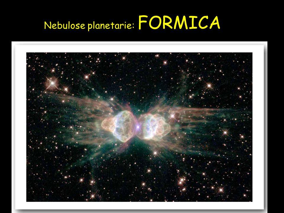 Nebulose planetarie: FORMICA