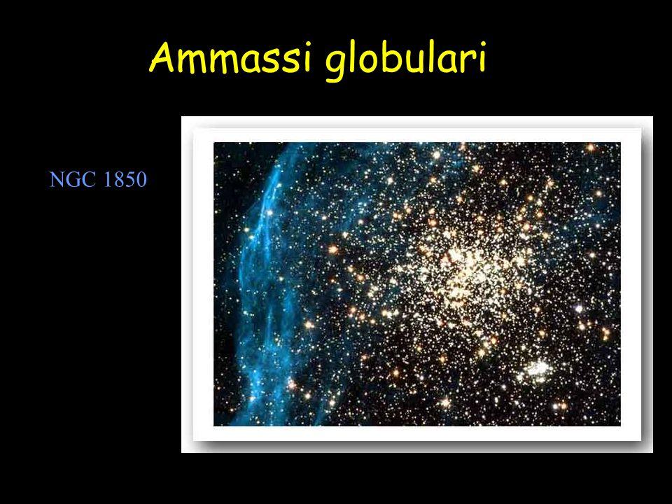 Ammassi globulari NGC 1850