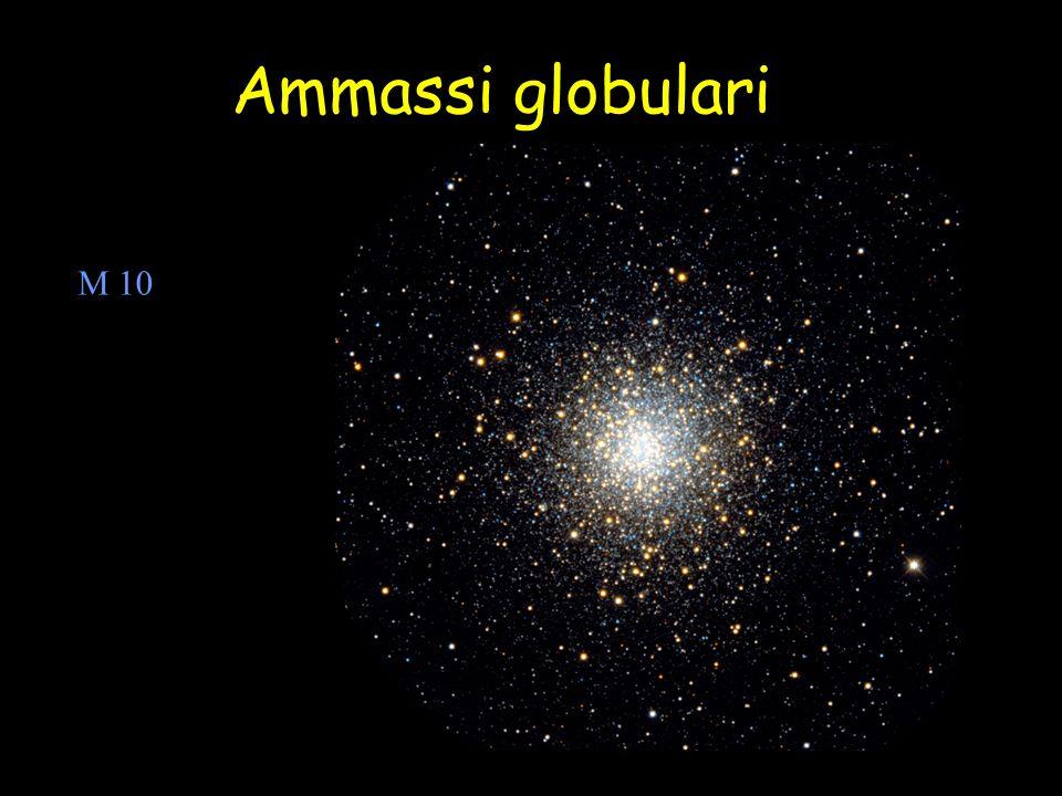 Ammassi globulari M 10