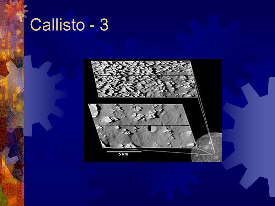 Callisto - 3