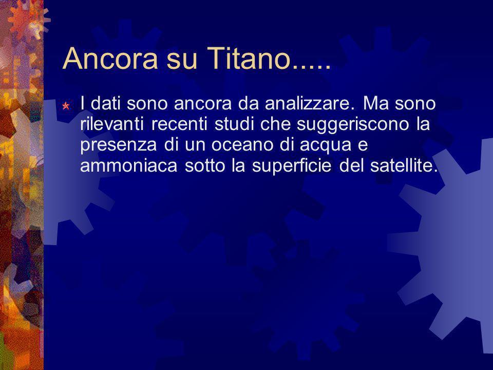 Ancora su Titano.....